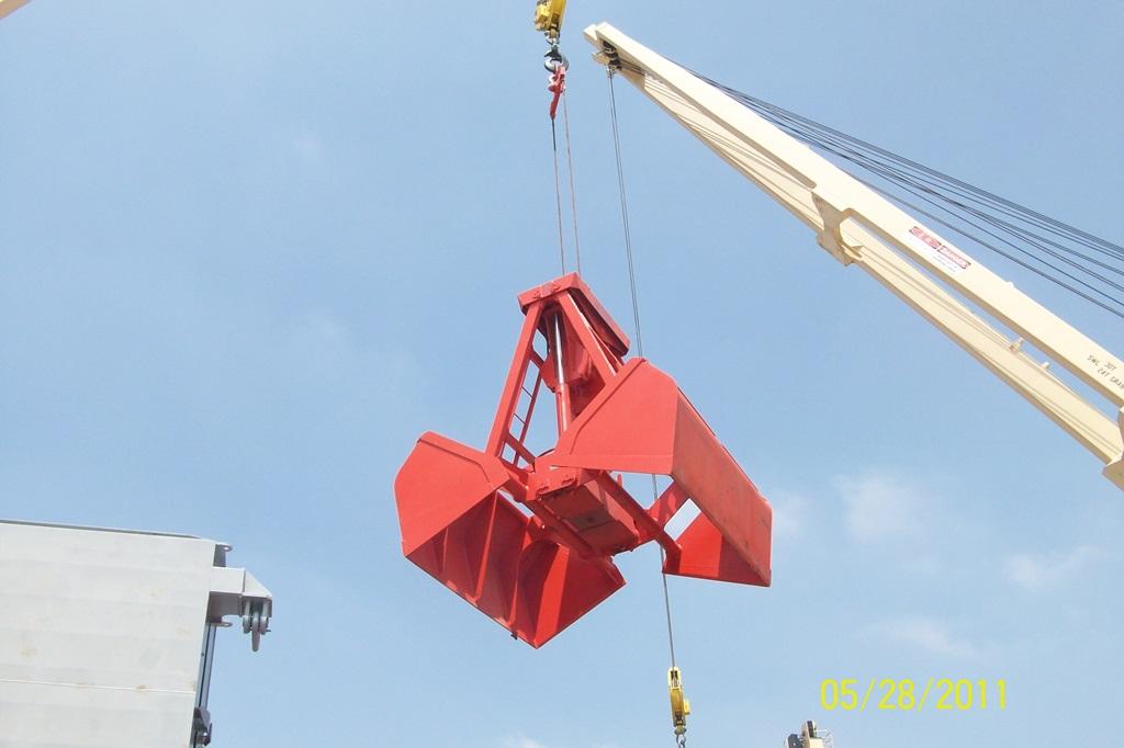 Marine Grab Ship Grab Manufacturer Shanghai Global